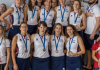 Equipe de France Féminine championne d'Europe de hockey subaquatique