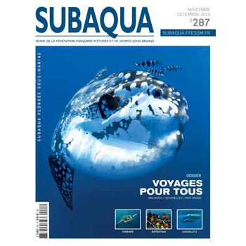 Subaque #287 - Voyages pour tous