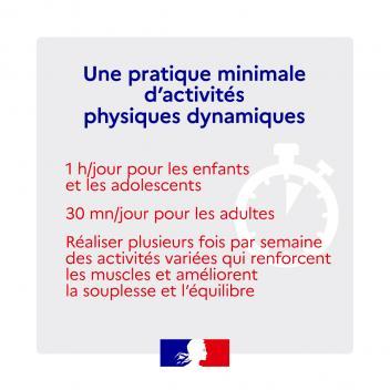 Ministère - activités physiques 1