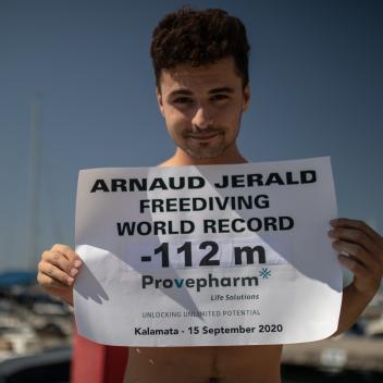 Arnaud Jerald - Kalamata - Copyright Jiawa Liu