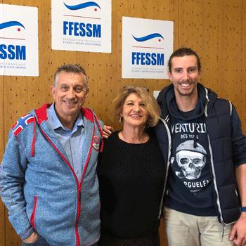 Steven Surina - Partenariat FFESSM