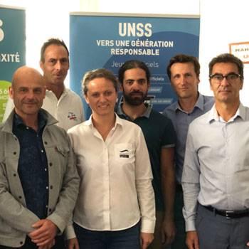 Partenarriat FFESSM / UNSS