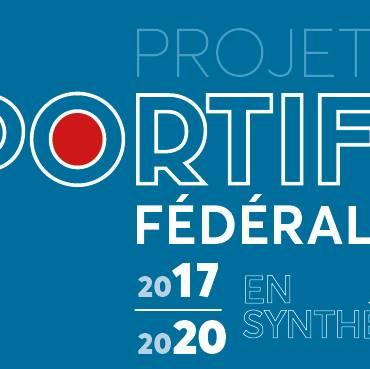 Projet Sportif fédéral - Logo
