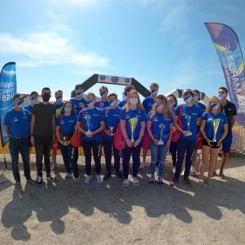 Défi Monte-Cristo - Sélection équipe nage avec palmes
