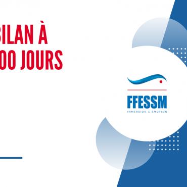 Bilan de la FFESSM à 100 jours - listing