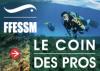 Logo Le coin des pro FFESSM