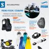 Listing - Partenariat 2020 Scubapro